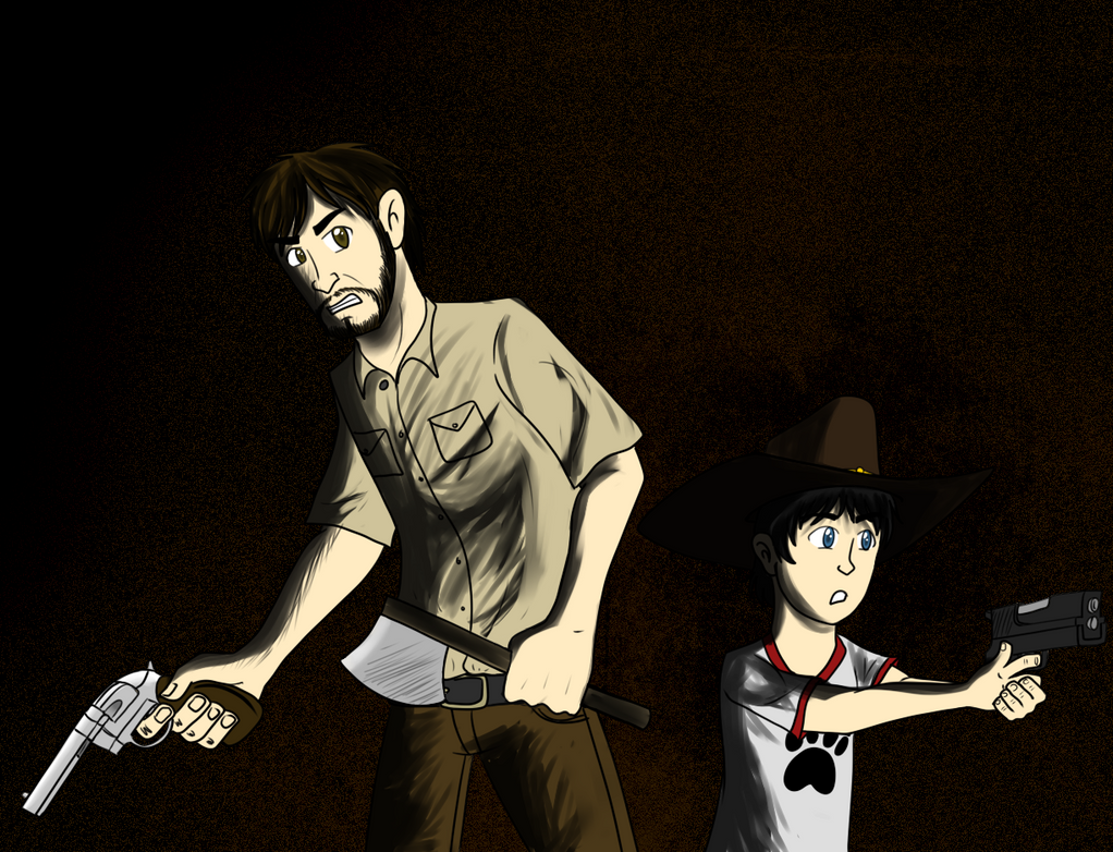 The Walking Dead by Mariofan10