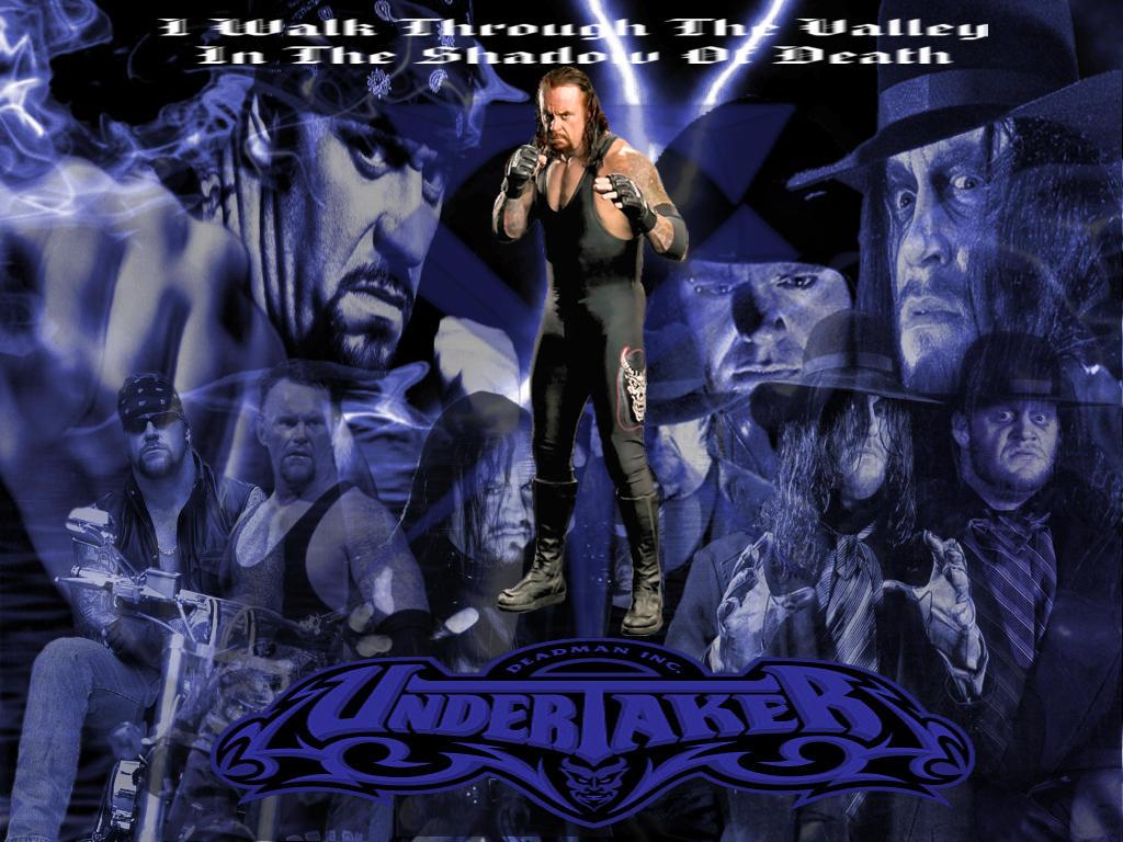 Undertaker Wallpaper By Deadman2989