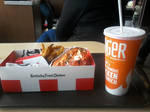 My KFC lunch