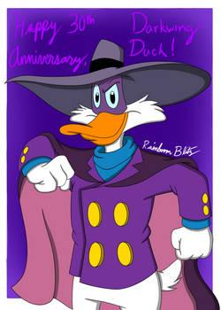 Happy 30th Anniversary, Darkwing Duck!
