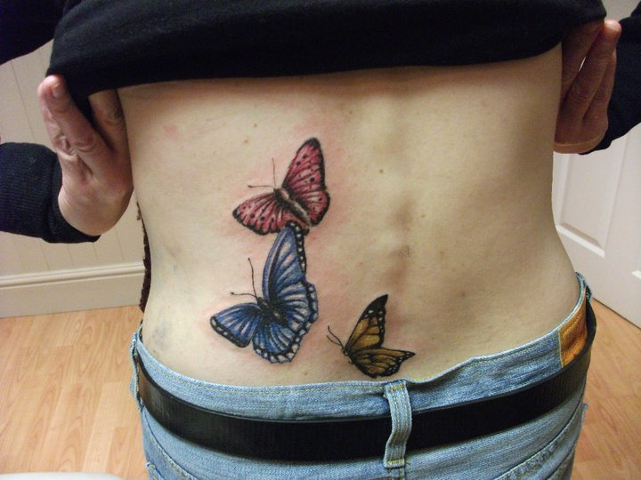 301b332c0243d realistic butterflies tattoo by LianjMc on DeviantArt