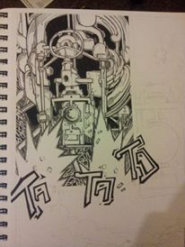 TA TA TA by sinclair-reid