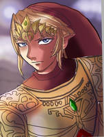 links magic armor by Arkel-chan