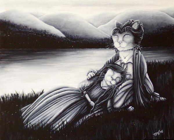 Pax in Morte by TaraFlyArt