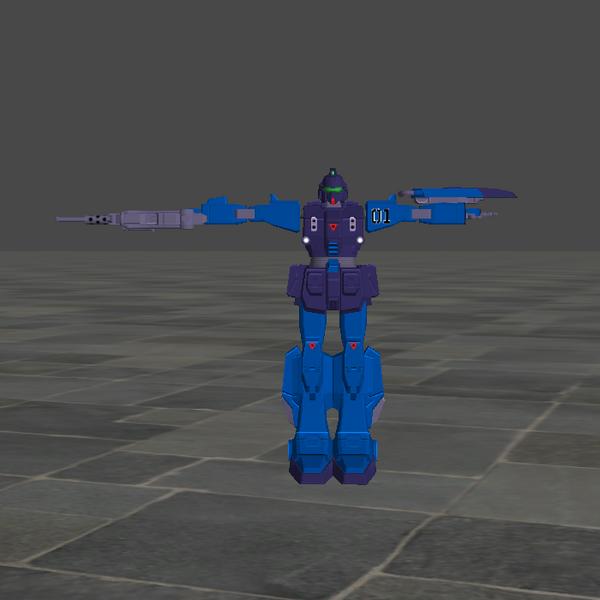 blue destiny unit 1 xnalara model download by metalscourge18zx