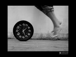 Nos falta tiempo. by andreamb