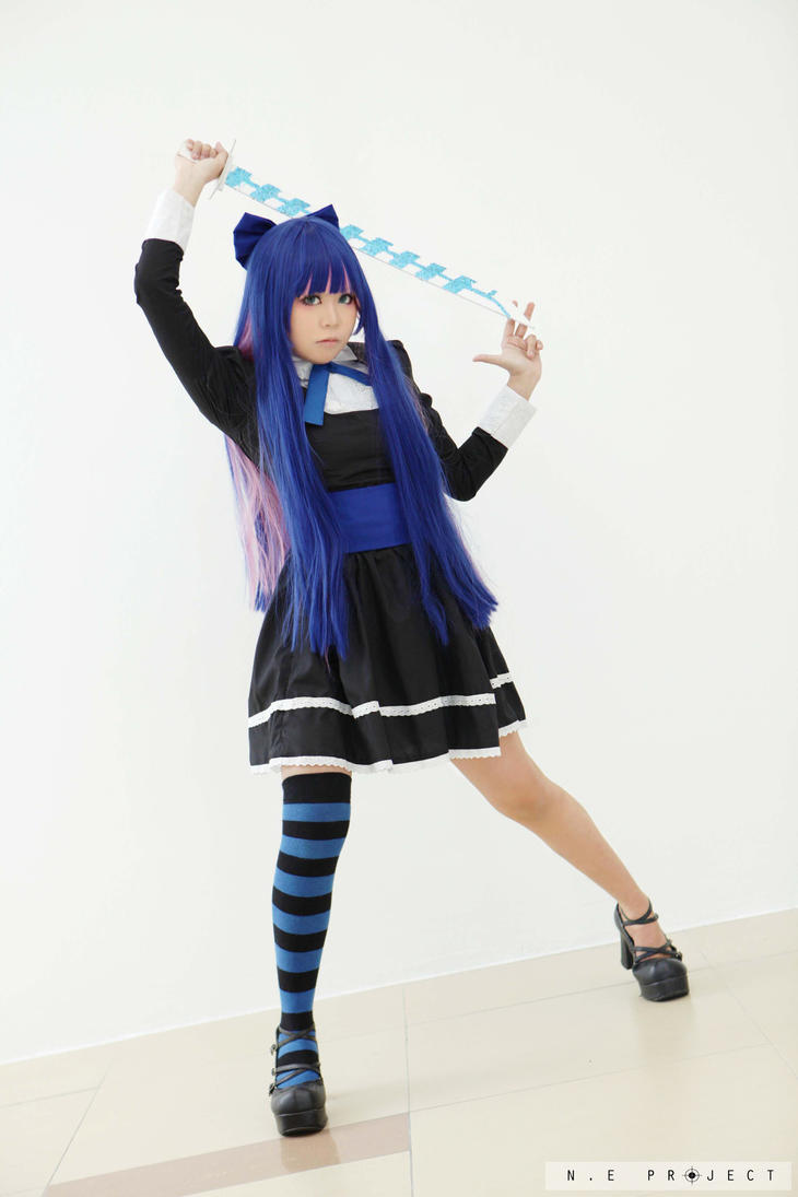 Anarchy Stocking - REPENT by NioTan