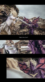 Claymore - Strength and Heart