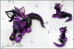 Jester Cayo Dragon - polymer clay