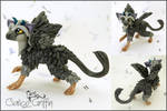 Custom order: Trico the Last Guardian
