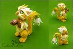 Kiro - the flower griffin