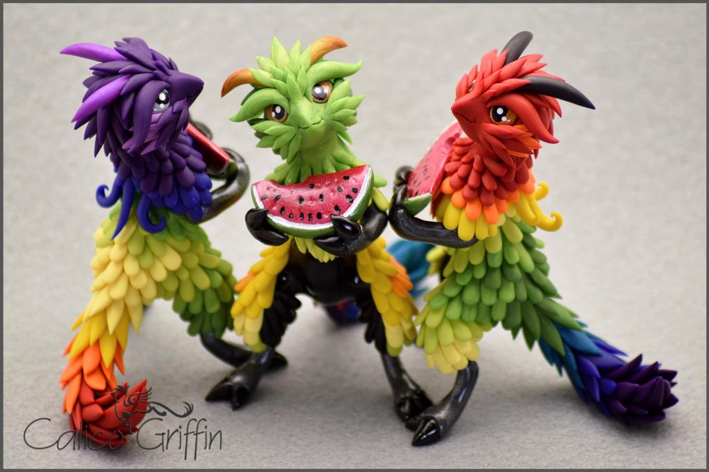Shinlei of The Rainbow - original species