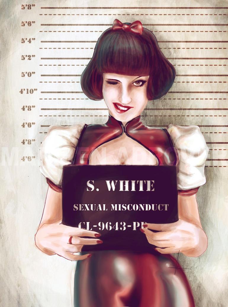 Snow White by TeeLamb