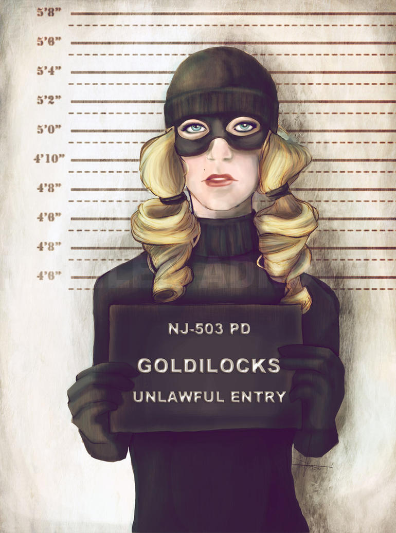 Goldilocks by TeeLamb