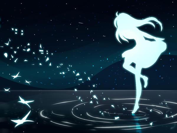 Moonlit Dance by sehika