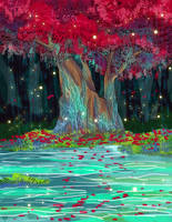 Heart of the Forest by sehika