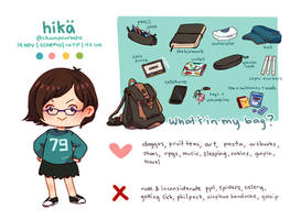 meet the artist by sehika