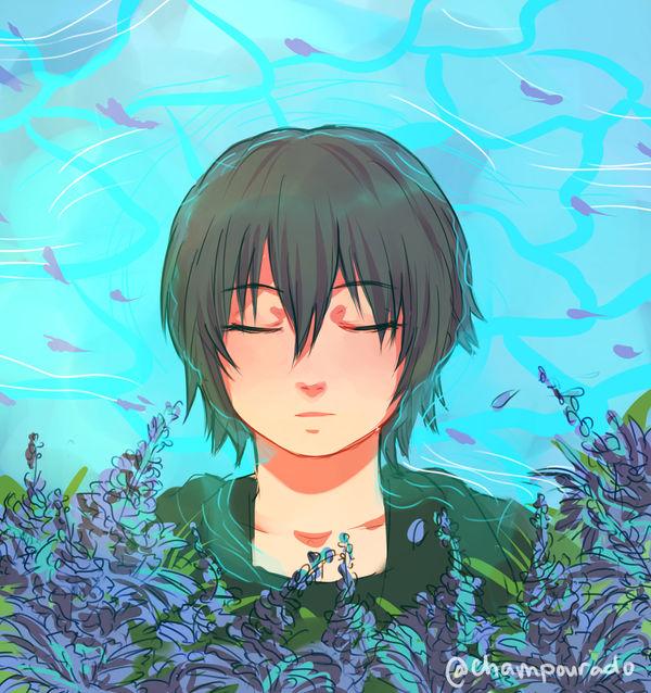 sleep, young prince by sehika