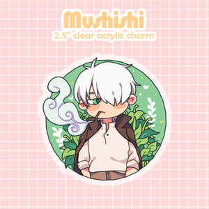 Mushishi by sehika