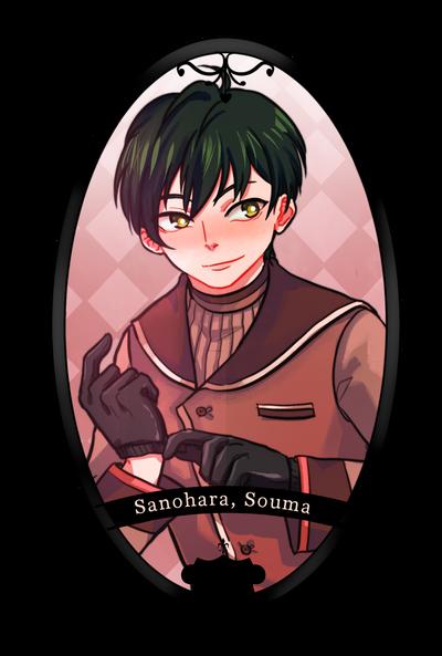 SA - Portrait by sehika