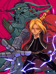 FMA : Elric Brothers