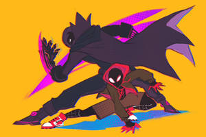into the spiderverse by sehika