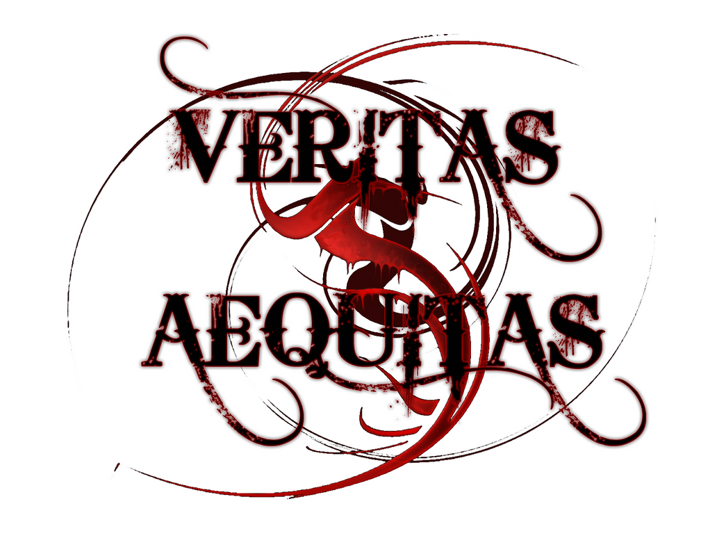 Veritas Aequitas White by ~Scaludos on deviantART