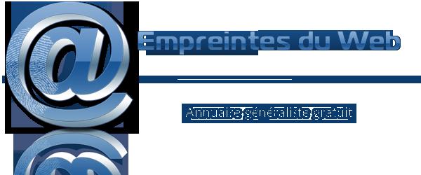 Logo Empreinte du Web by Graph-Design