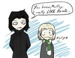 HP: i like ferrets