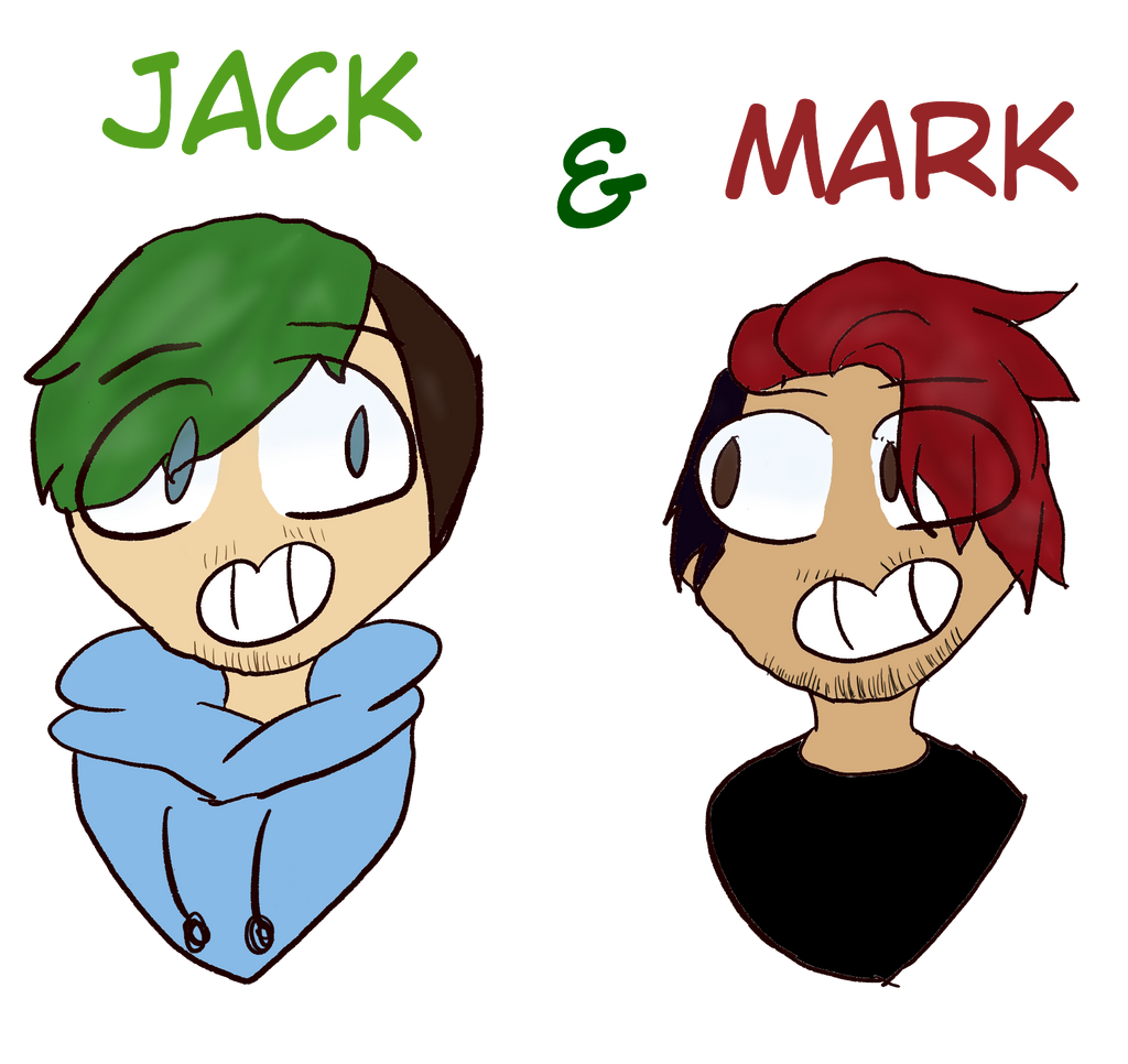 Jack And Mark by Violatjames