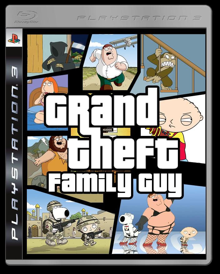 Gta 5 online family guy beta