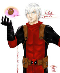 Dante 2k14 Halloween by Lunardew