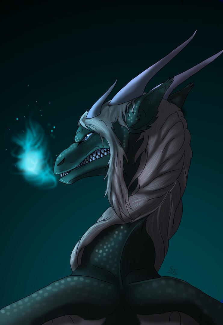 Anger by ShayKimchi