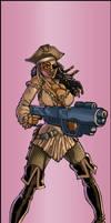 Pirate Queen Kickstarter