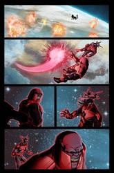 Red Lanterns by robtlsnyder