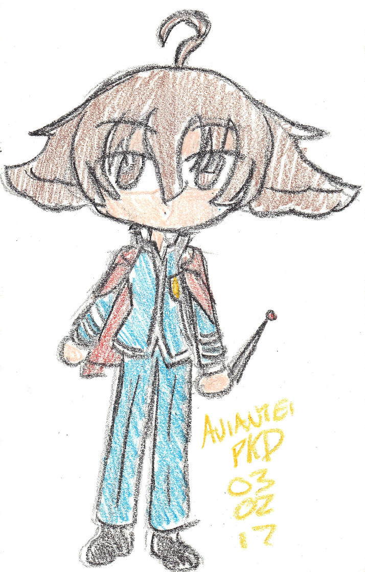 Crayon Scribble Drawing : Aa yumi crayon scribble by aviantei on deviantart