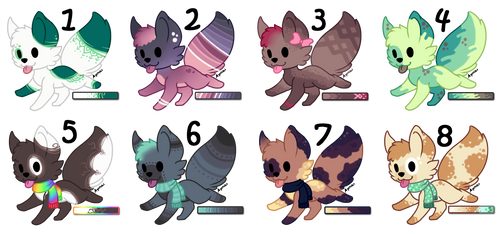 Foxies Adoptables [CLOSED]