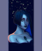 Commission: Black Opal by LacticWanda
