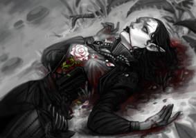 Commission: Rose of Shaerrawedd