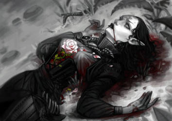 Commission: Rose of Shaerrawedd by LacticWanda