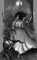 Commission: Priestess