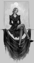 Commission: Caithelyn by LacticWanda