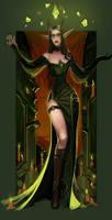 Commission: Saryndia by LacticWanda