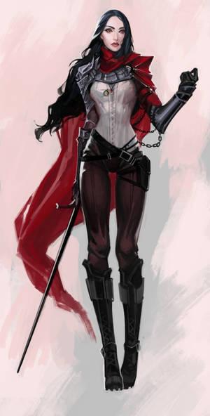 Commission:Lady Bellamina