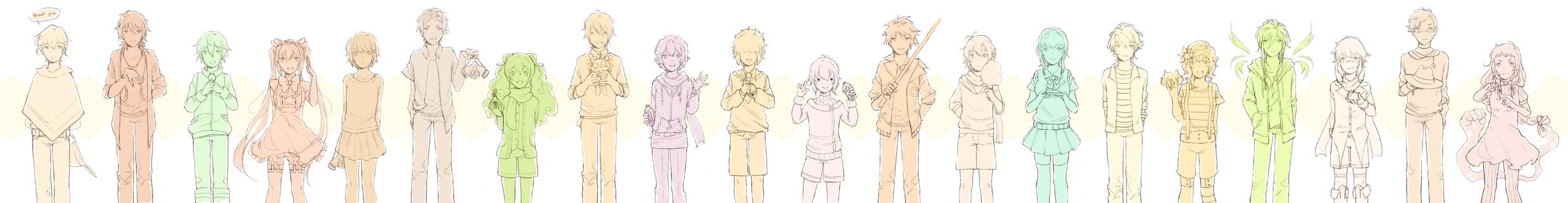 mage: happy 3rd anniversary by kiramemo
