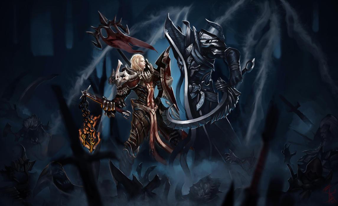 Diablo 3 Ros Wallpaper: Diablo III RoS: The Final Crusade By SaneKyle On DeviantArt