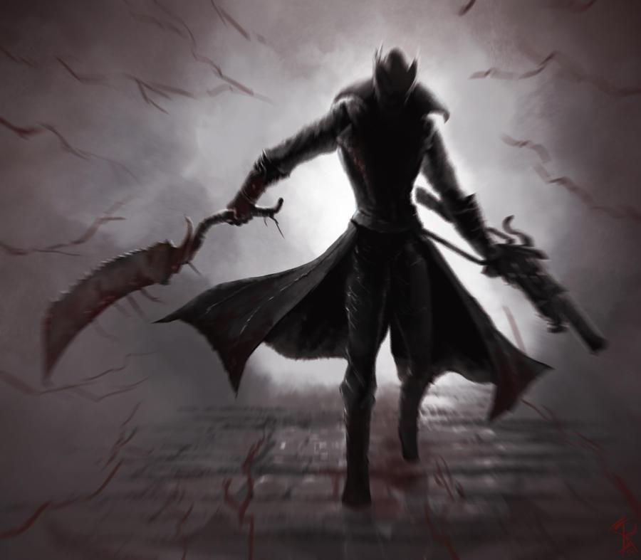 Bloodborne! by SaneKyle