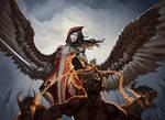 Arafel, The Mad Angel