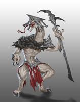 Teras Sorcerer Concept by SaneKyle