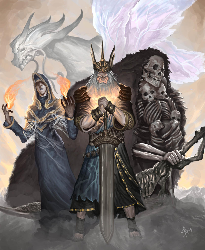 Lordran Unlimited by SaneKyle on DeviantArt